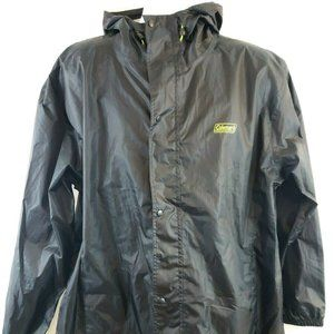 Coleman The Outdoor Windbreaker Snap Jacket
